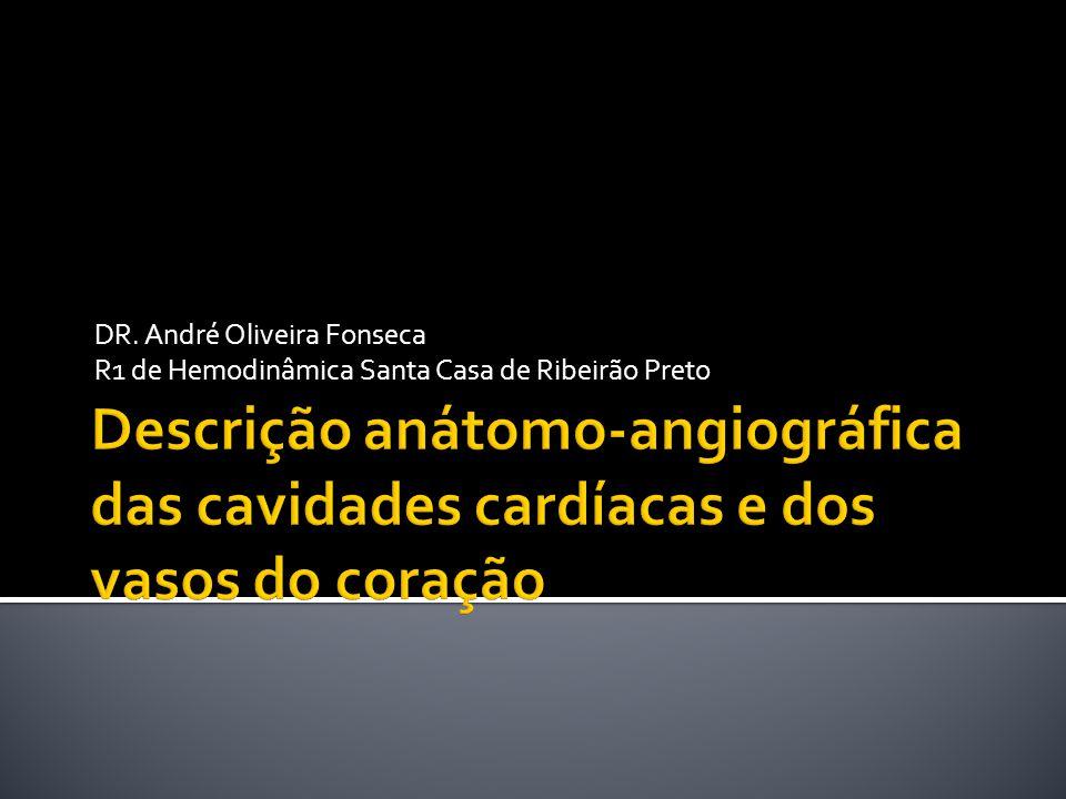 DR. André Oliveira Fonseca R1 de Hemodinâmica Santa Casa de Ribeirão Preto