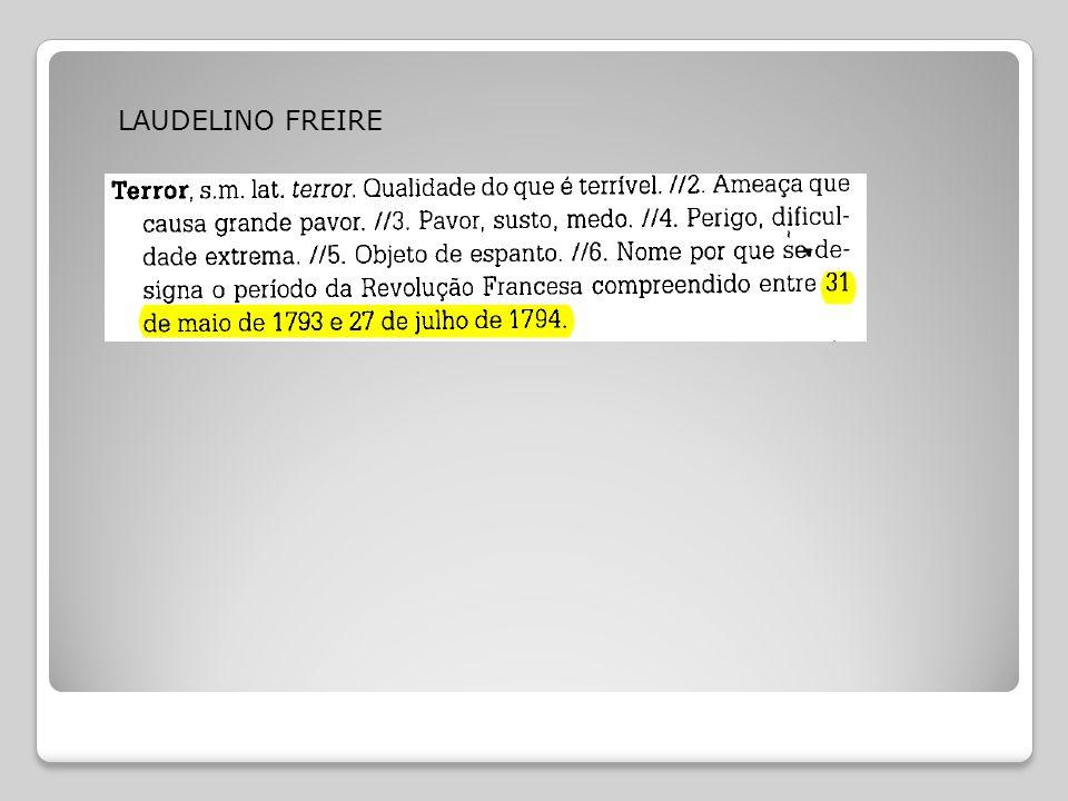 LAUDELINO FREIRE