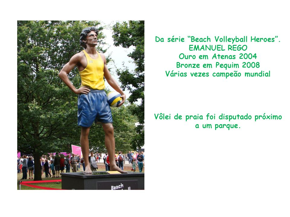 Da série Beach Volleyball Heroes .