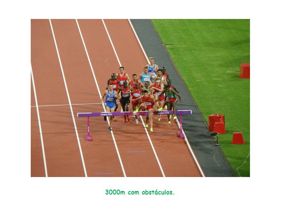 3000m com obstáculos.
