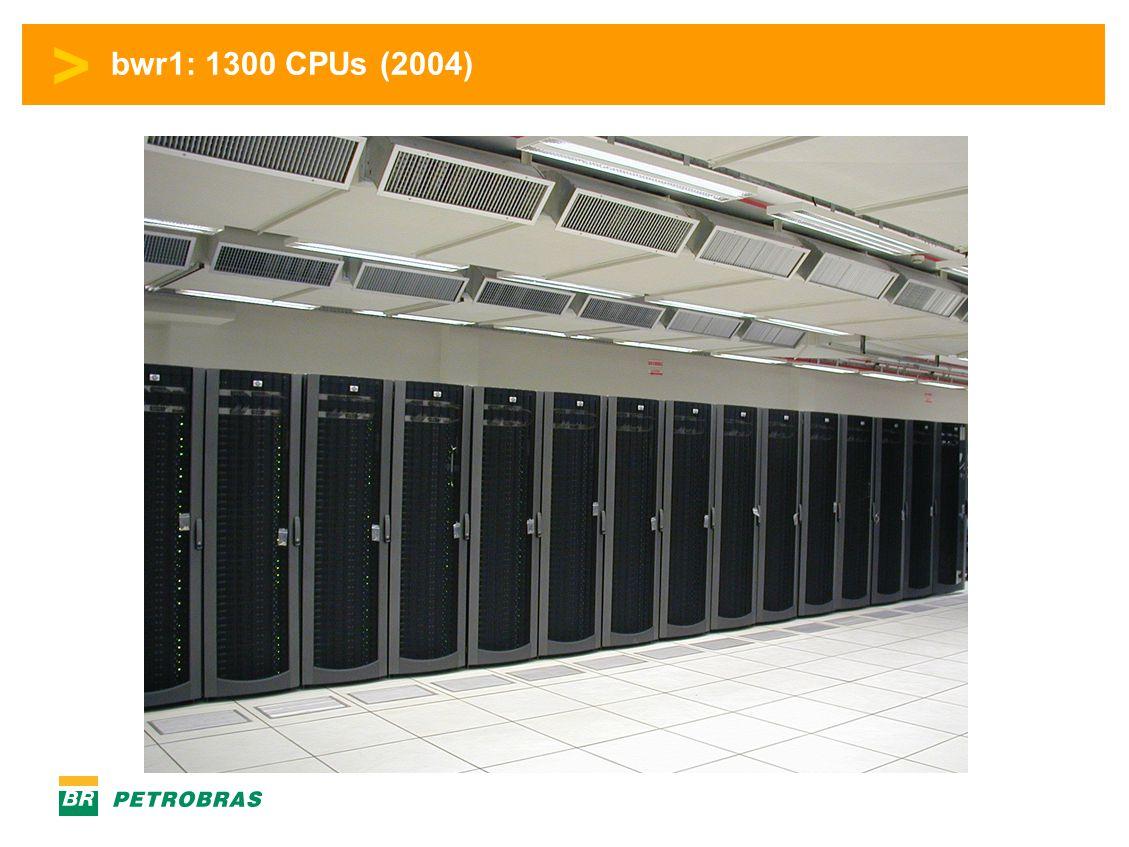 > bwr1: 1300 CPUs (2004)