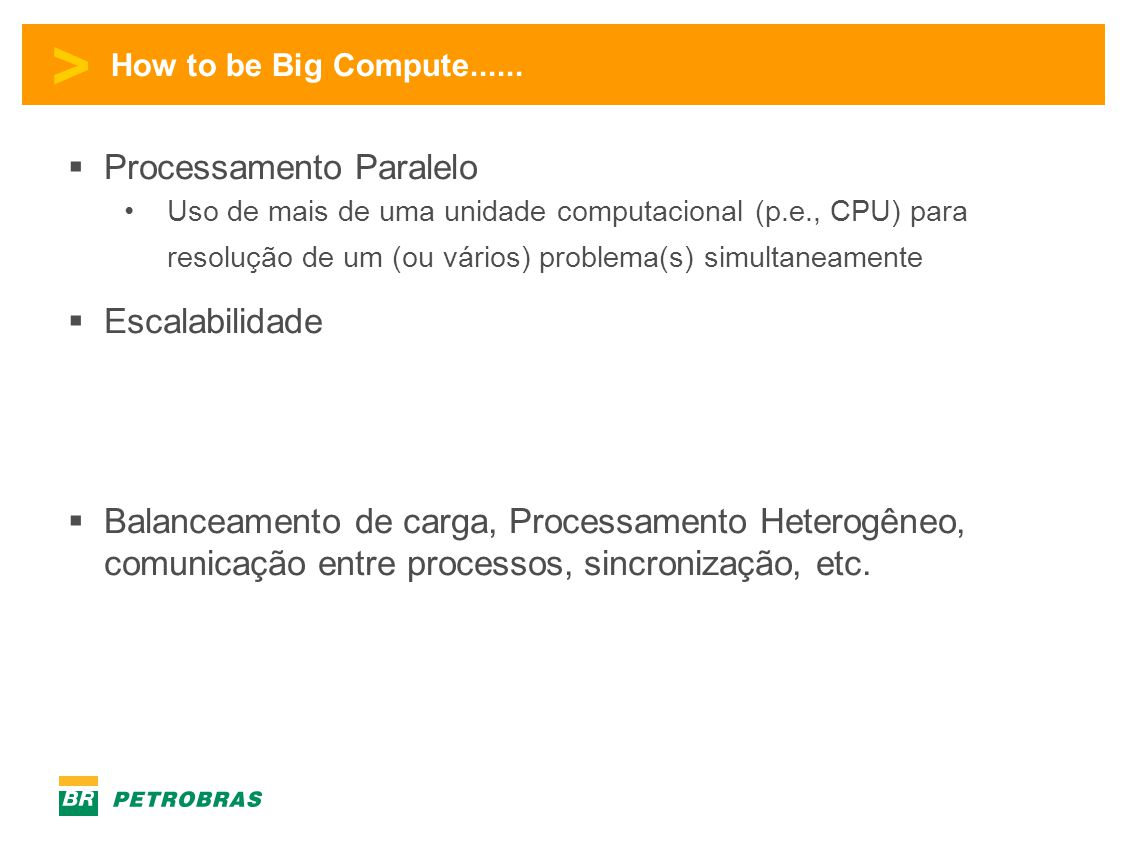 > D1HT: A Distributed One Hop Hash Table  Baixa Latência: •Requisito de HPC, Big Data, etc.