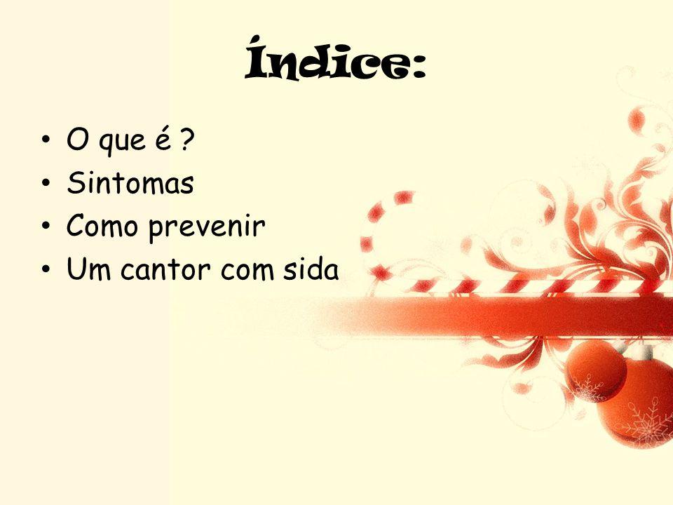 indice sida: