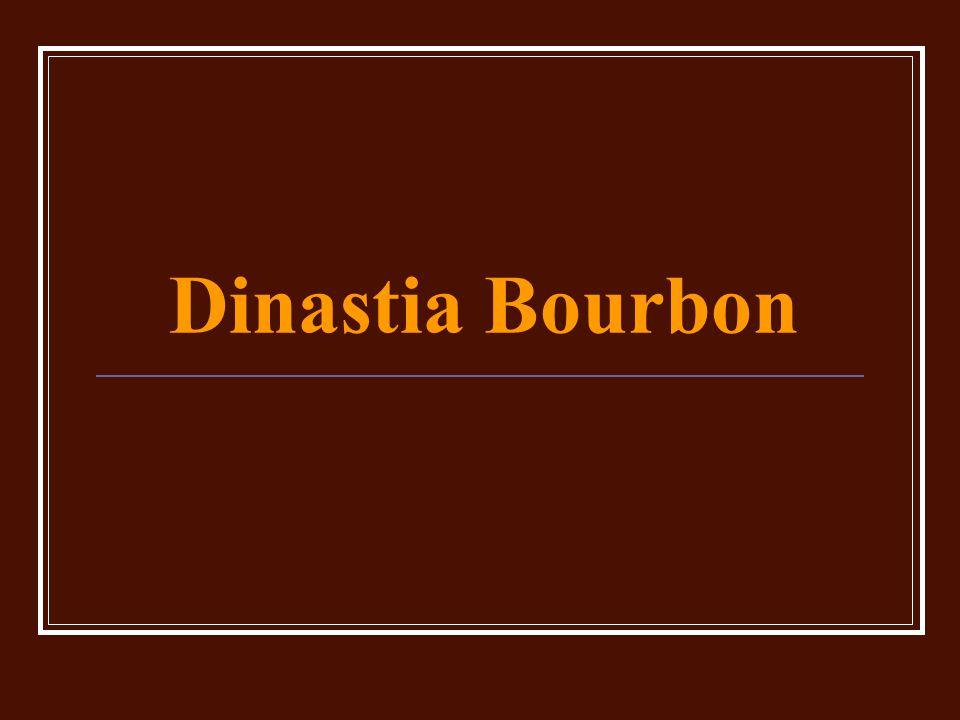 Dinastia Bourbon