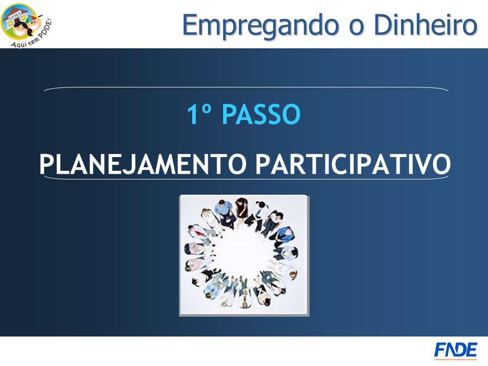 PLANEJAMENTO PARTICIPATIVO 1º PASSO