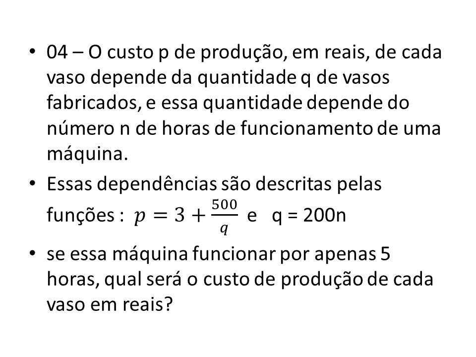 INTERCEPTOS • São os pontos de intersecção do gráfico de uma função com os eixos.