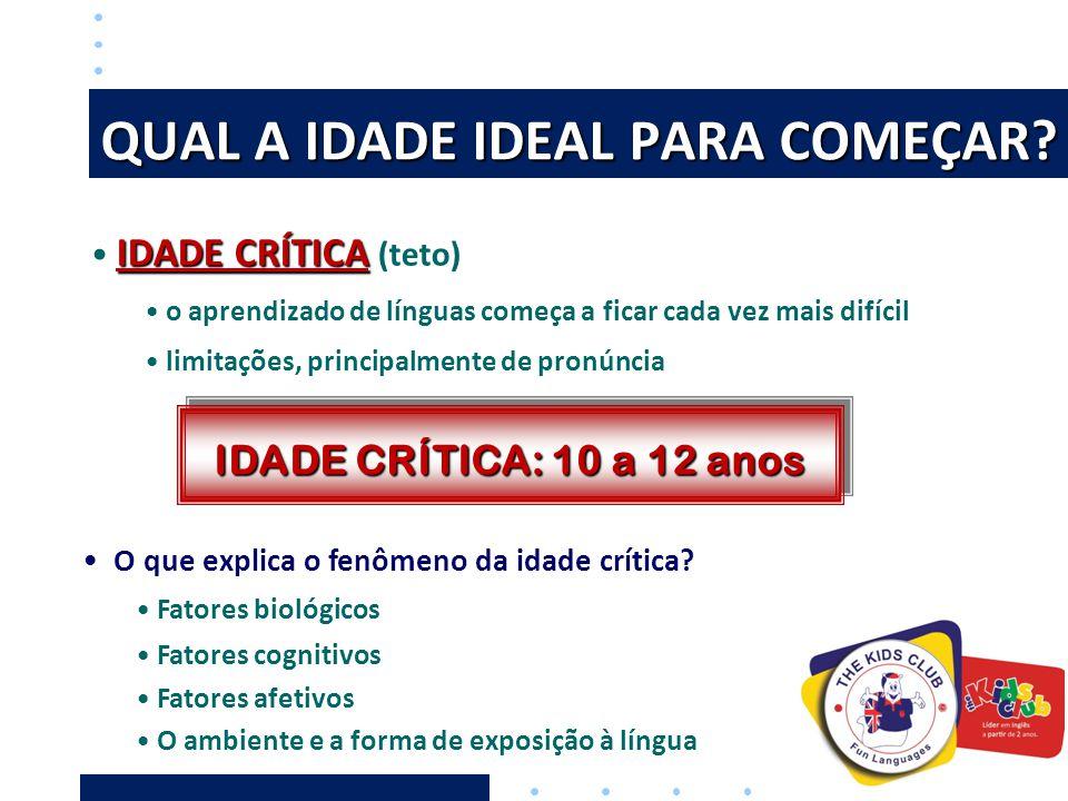 A REDE THE KIDS CLUB •Pioneiro em oferecer PTE - YOUNG LEARNERS, certificação internacional exclusiva para crianças.