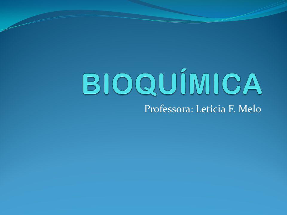 O que é bioquímica.