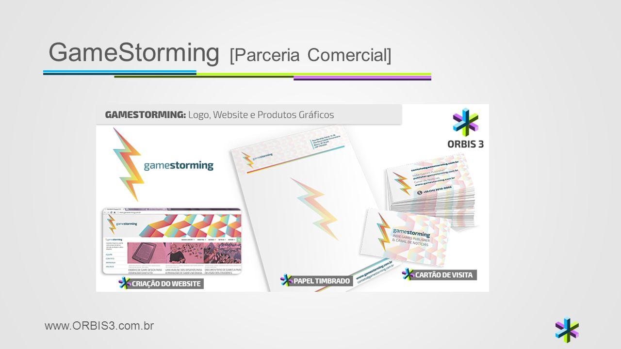 www.ORBIS3.com.br GameStorming [Parceria Comercial]