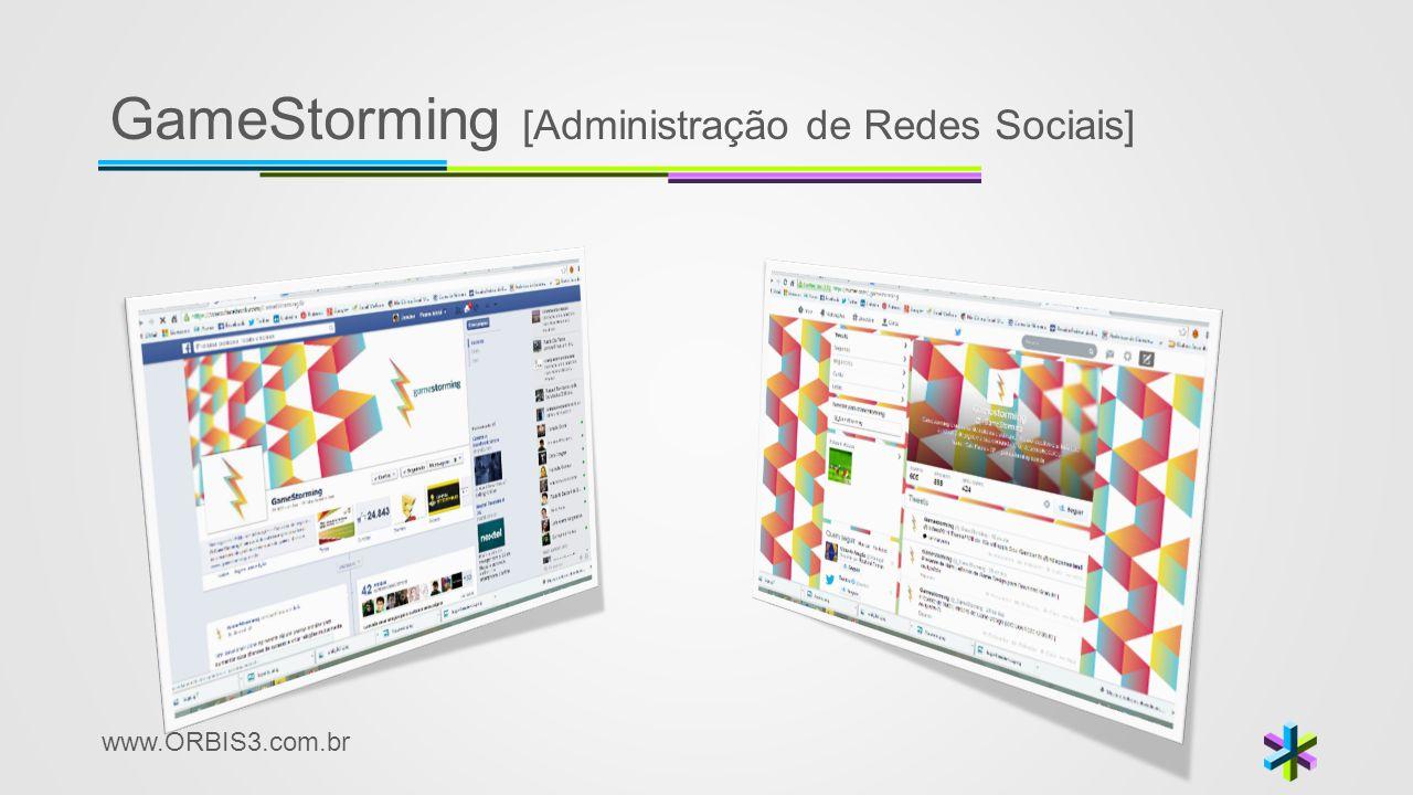 www.ORBIS3.com.br GameStorming [Administração de Redes Sociais]
