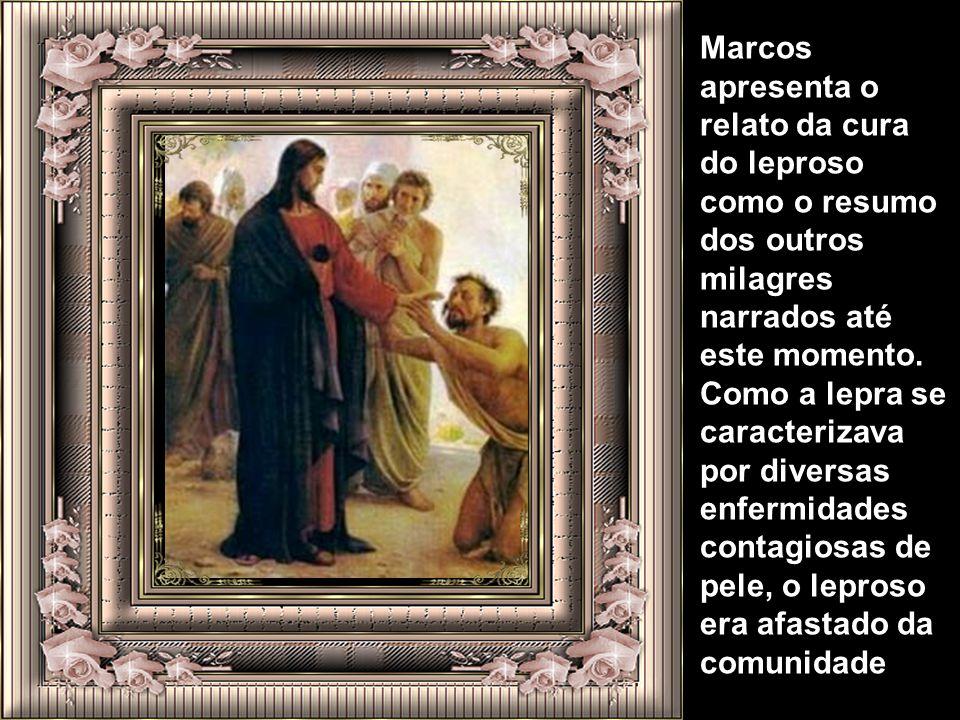 crescerá como o cedro do Líbano, plantado na casa do Senhor, nos átrios de nosso Deus (Sl 91, 13 s) Jesus cheio de compaixão, estende as mãos e devolv