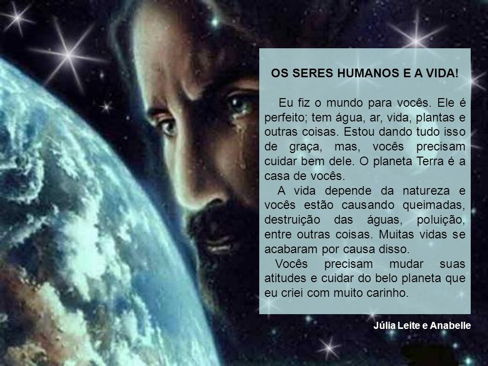 CUIDEM DO PLANETA.