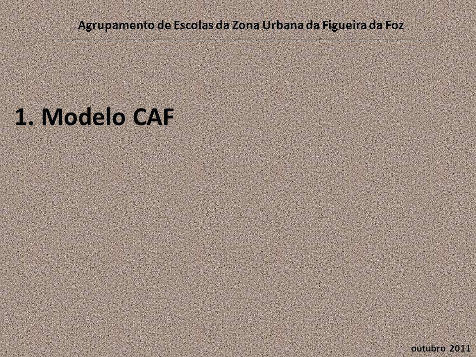 1.Modelo CAF outubro 2011 Agrupamento de Escolas da Zona Urbana da Figueira da Foz