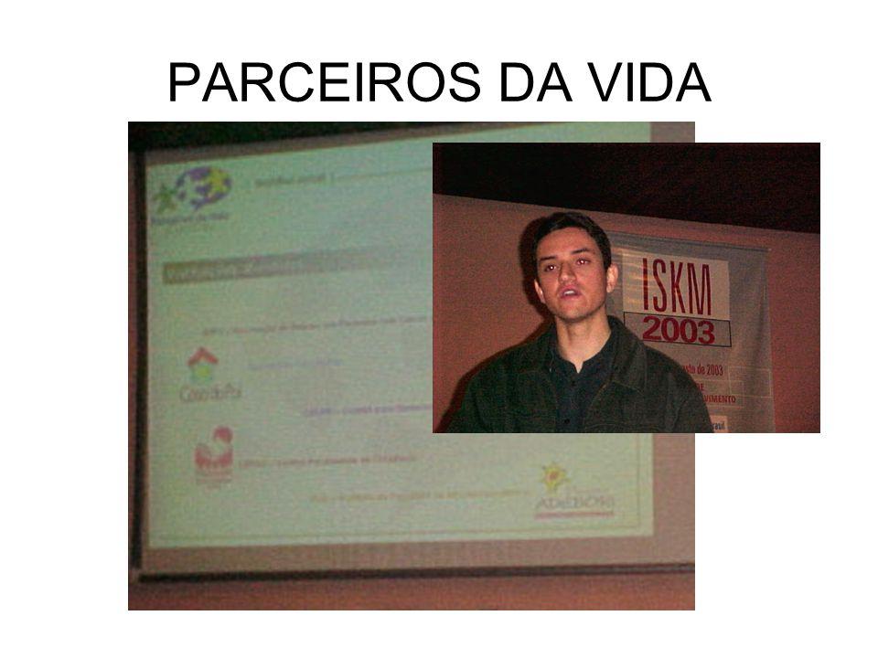 PARCEIROS DA VIDA