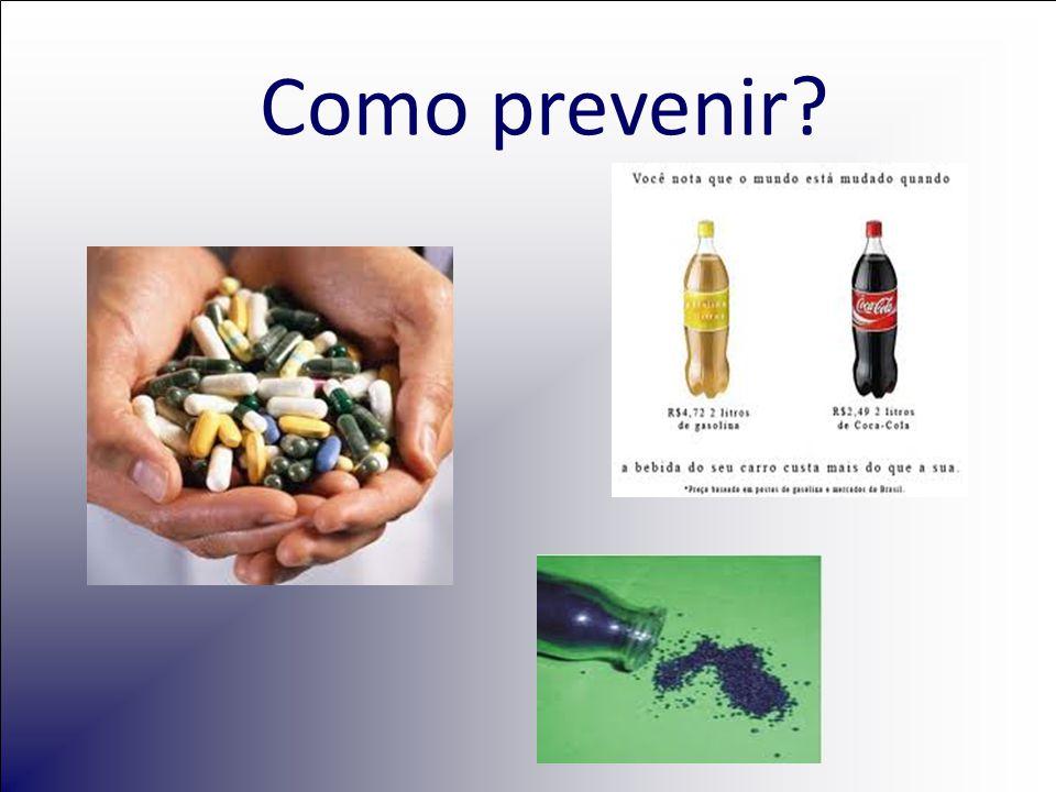 • Produtos de higiene e limpeza e medicamentos  trancados, fora da vista e do alcance das crianças; • Mantenha os produtos em suas embalagens originais.