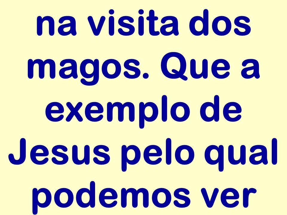 4. Senhor! Que através de nosso testemunho de fé e vida, os