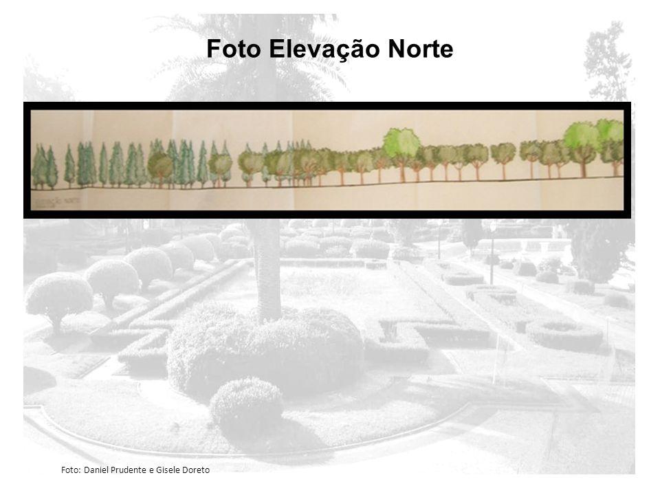 Foto Elevação Norte Foto: Daniel Prudente e Gisele Doreto