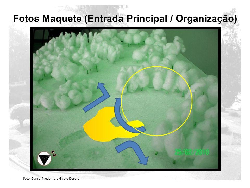 Fotos Maquete (Principal Referência) Foto: Daniel Prudente e Gisele Doreto
