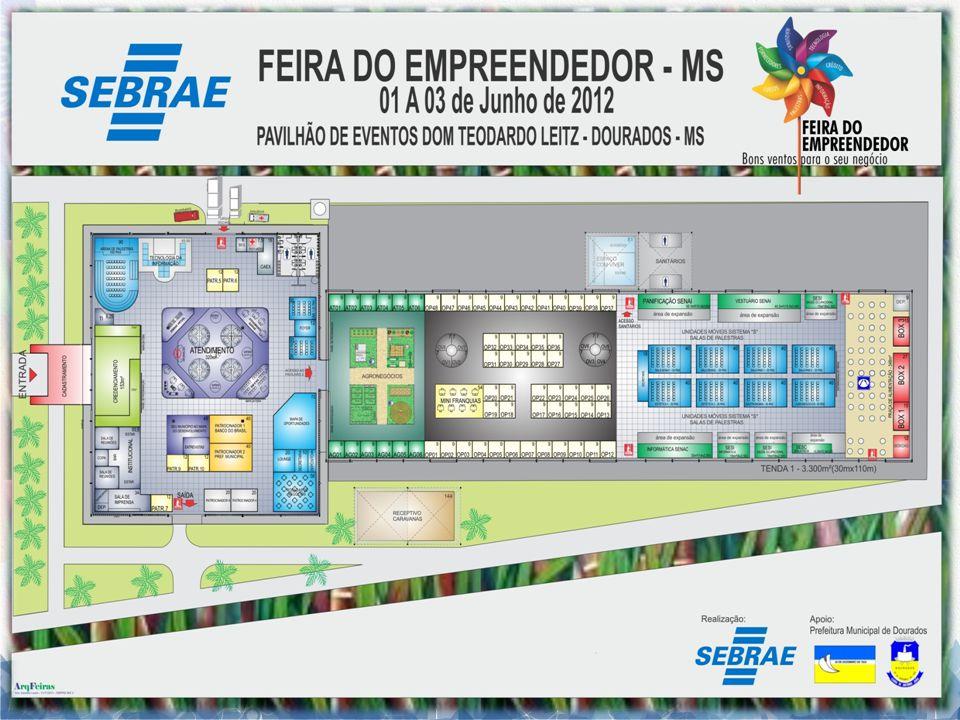 Histórico  Desde 1995, a Feira é realizada em diferentes cidades brasileiras, sempre oferecendo oportunidades para o surgimento de novos negócios a cada edição.