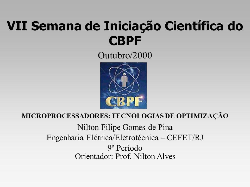 Índice  Definição  Desempenho com base nas Tecnologias: - CISC - RISC - EPIC - MMX - CACHE - CCI  CONCLUSÃO