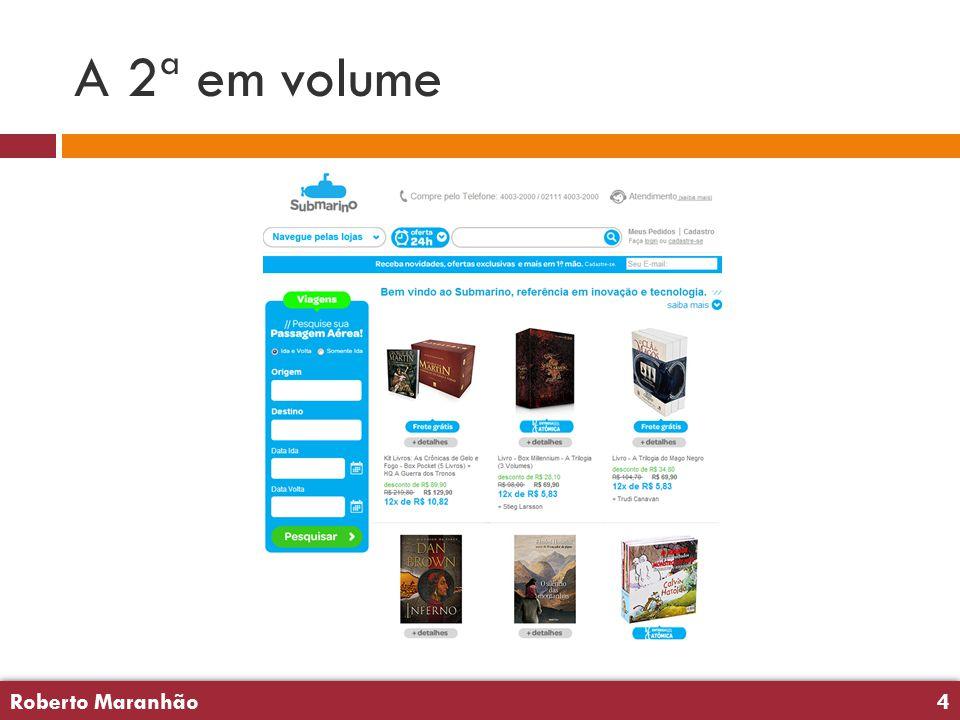 Roberto Maranhão4 Roberto Maranhão4 A 2ª em volume