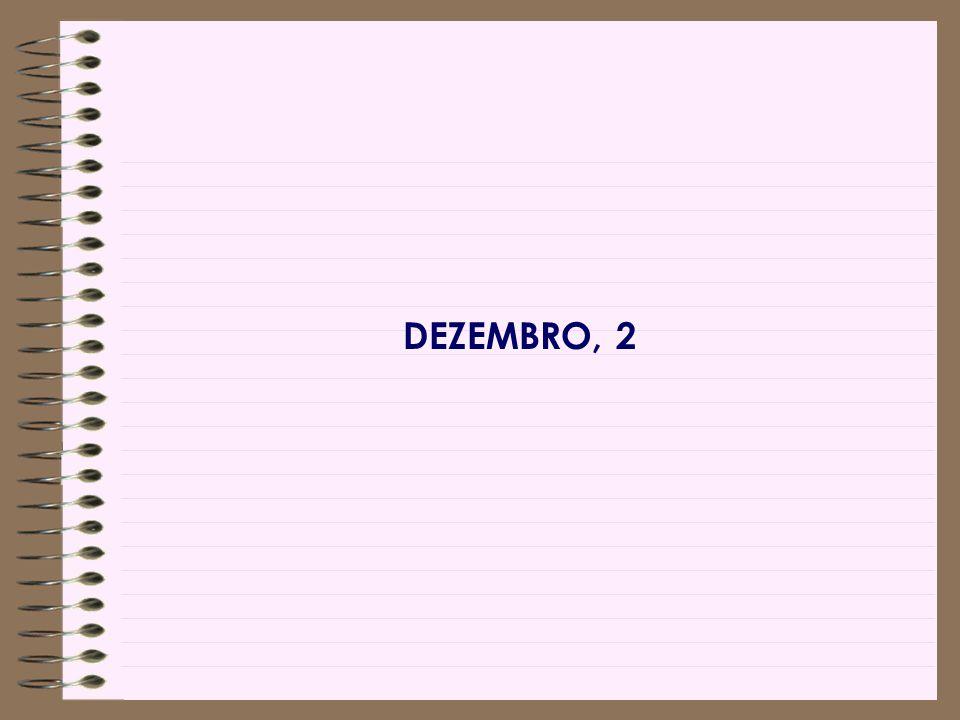 DEZEMBRO, 2