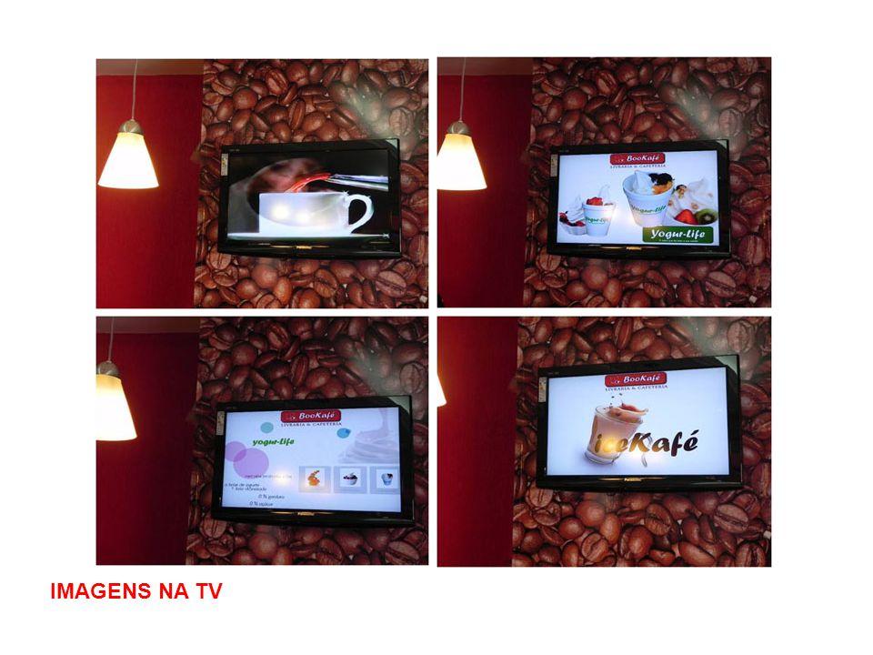 IMAGENS NA TV