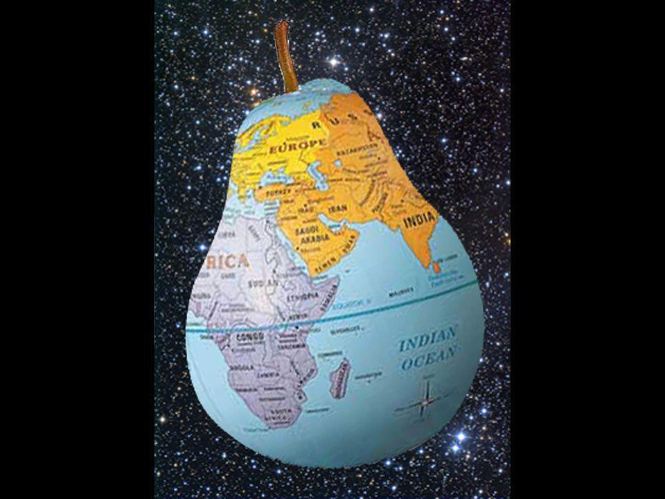 Forma e Dimensão da Terra Por Andrea Greff