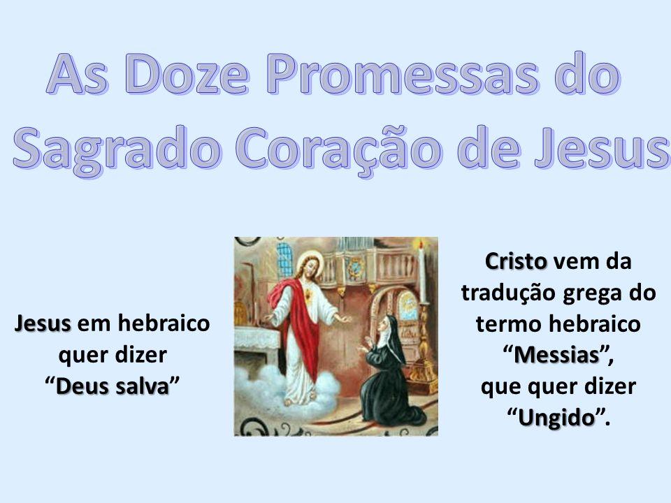 """Jesus Jesus em hebraico quer dizer Deus salva """"Deus salva"""" Cristo Messias Cristo vem da tradução grega do termo hebraico """"Messias"""", Ungido que quer di"""