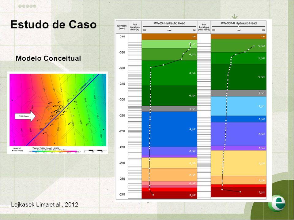 Modelo Conceitual Source: Kennel (2008) Estudo de Caso Lojkasek-Lima et al., 2012