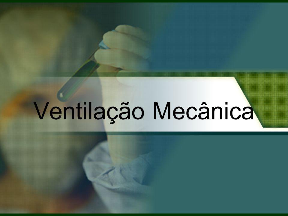 MortalidadeMorbidade ObjetivosObstáculos Reduzir as alterações da relação ventilação-expansão, mantendo PaO 2 normal.