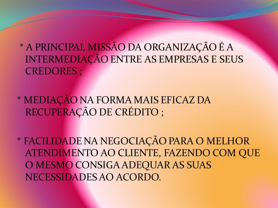 *A TRIBUNA ACESSORIA É UMA EMPRESA QUE SE ENCONTRA NO RAMO DE COBRANÇAS DESDE 1997, OU SEJA, HÁ 17 ANOS.