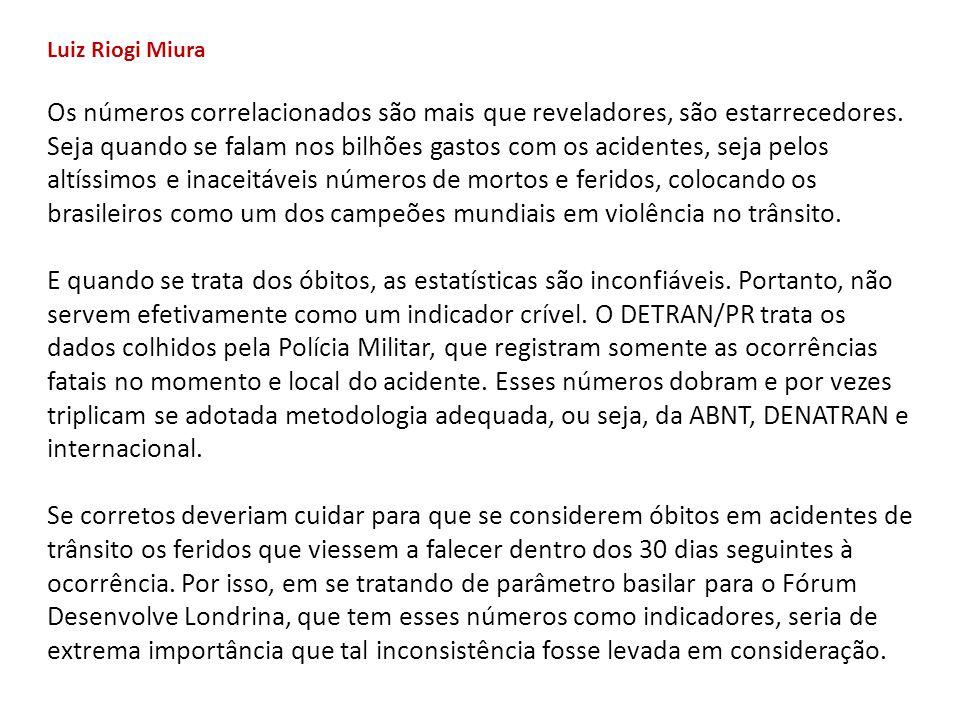 ESCOLA DE TRÂNSITO.