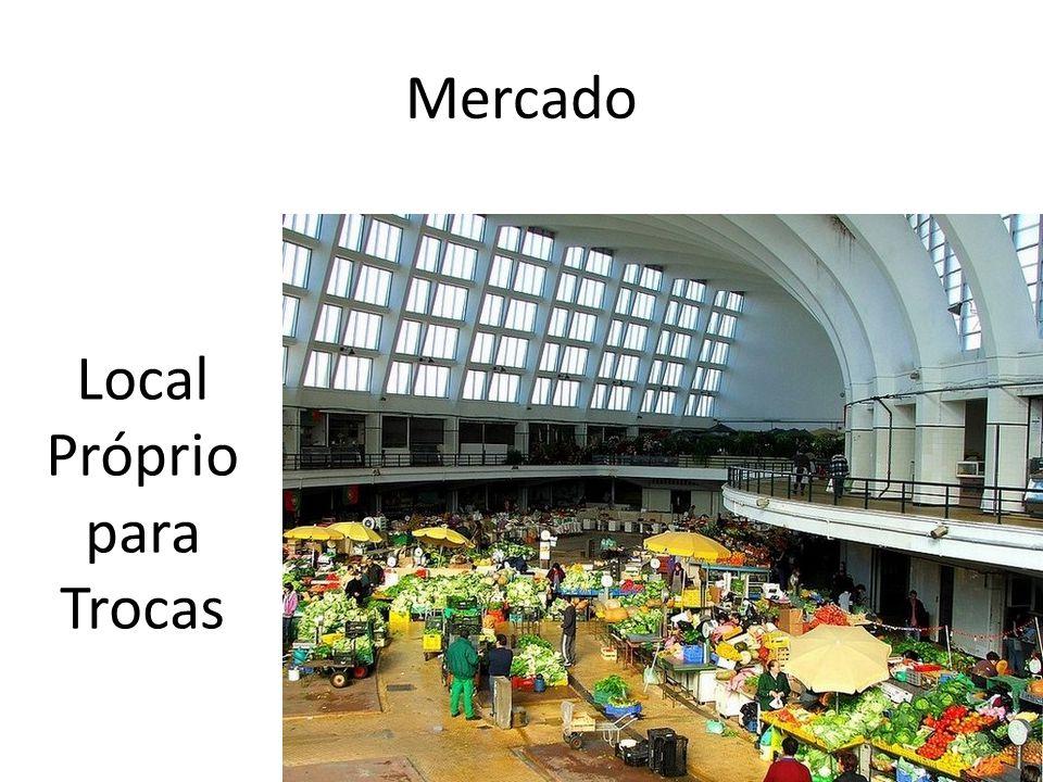 Mercado Local Próprio para Trocas