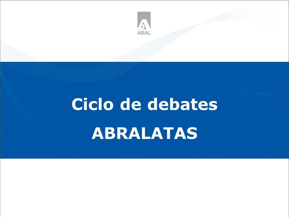 Ciclo de debates ABRALATAS