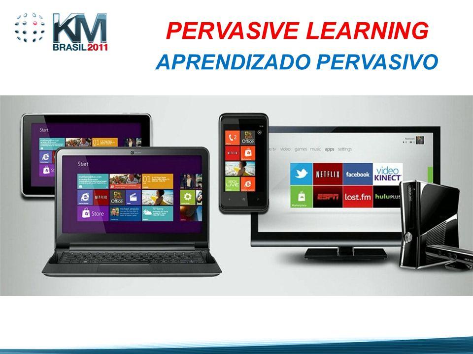PERVASIVE LEARNING APRENDIZADO PERVASIVO