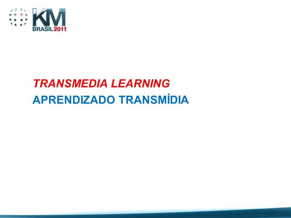 TRANSMEDIA LEARNING APRENDIZADO TRANSMÍDIA