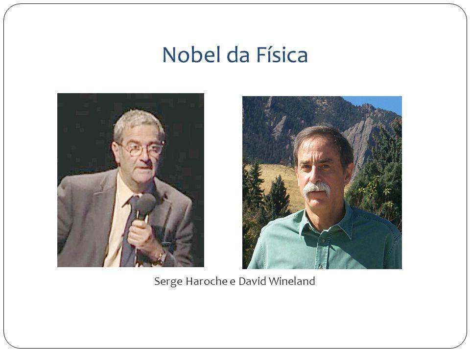 Nobel da Física Serge Haroche e David Wineland