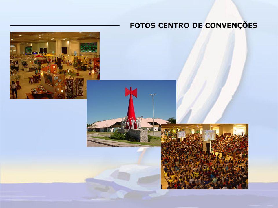 FOTOS CENTRO DE CONVENÇÕES