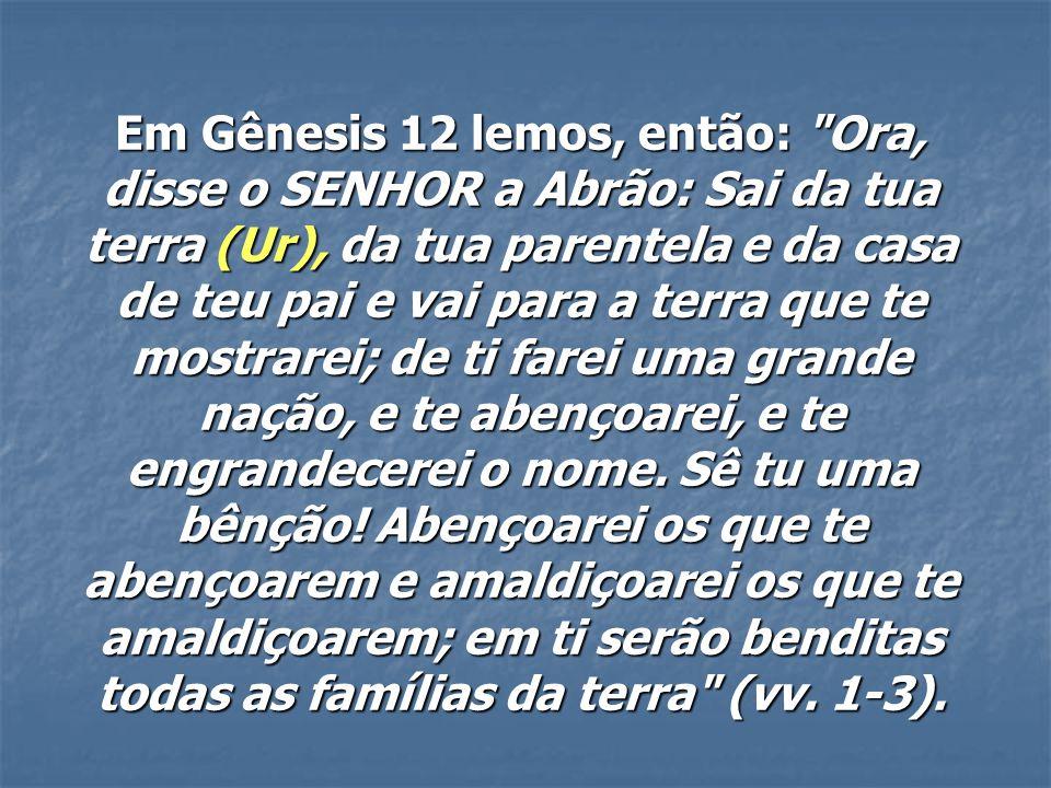 De Abrão para Abraão O primeiro filho de Abrão nasceu da escrava Hagar, mas Ismael, nascido segundo a carne (Gálatas 4:23), não era o filho da promessa.