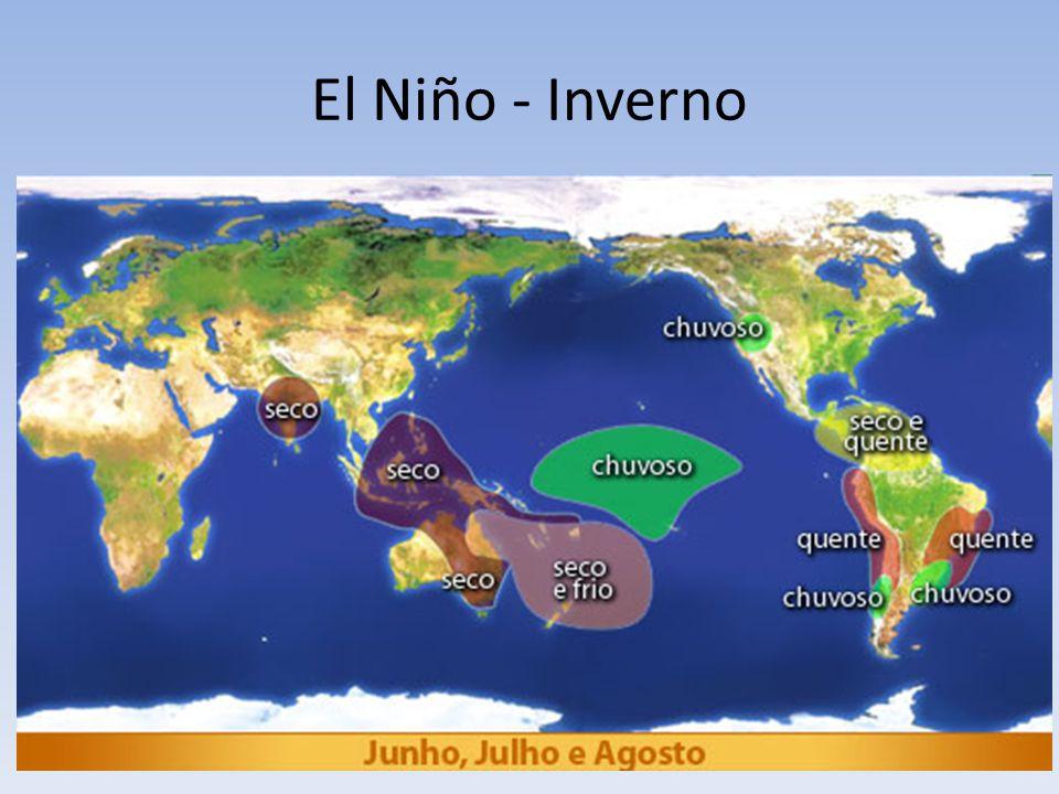 El Niño - Inverno