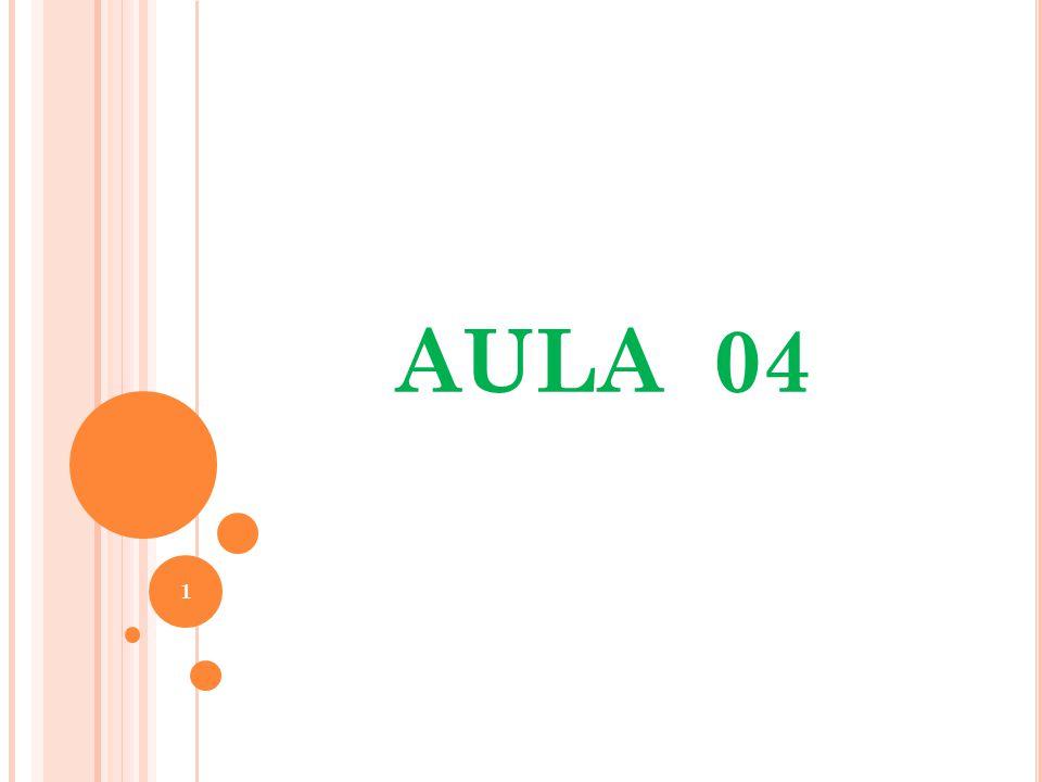 AULA 04 1