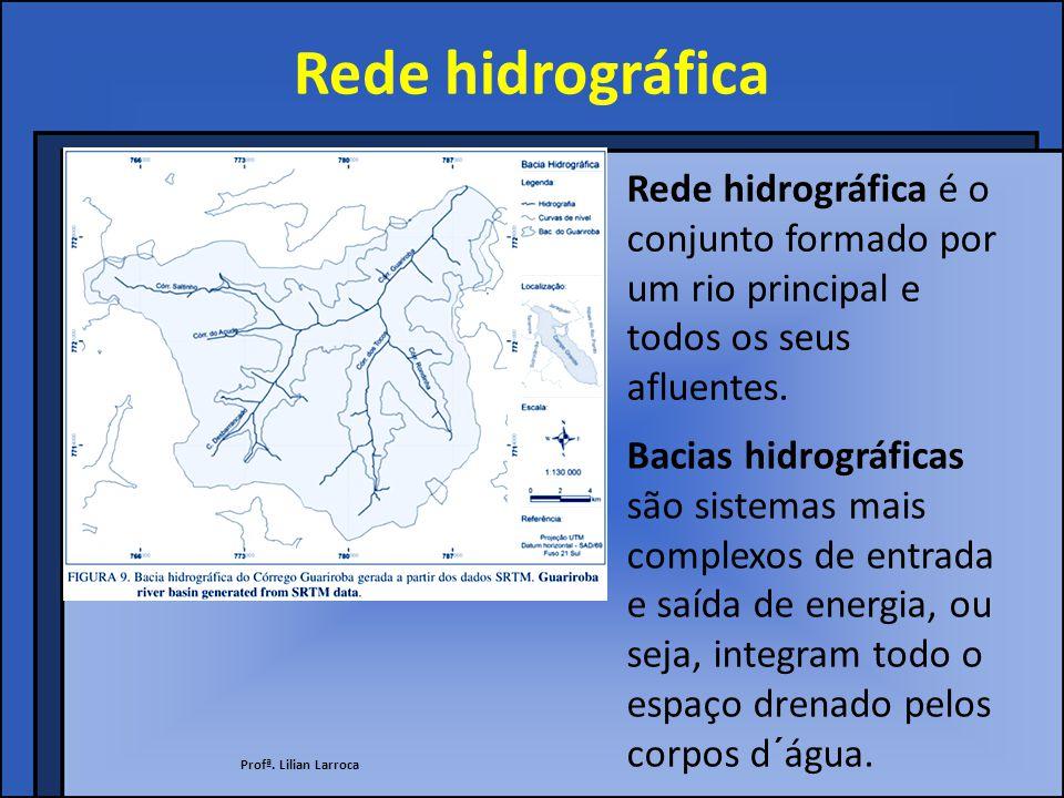 Problemas ambientais Os rios recebem volumes diferentes de água no decorrer das estações do ano.