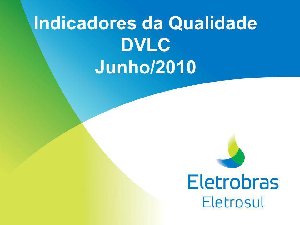 Indicadores da Qualidade DVLC Junho/2010