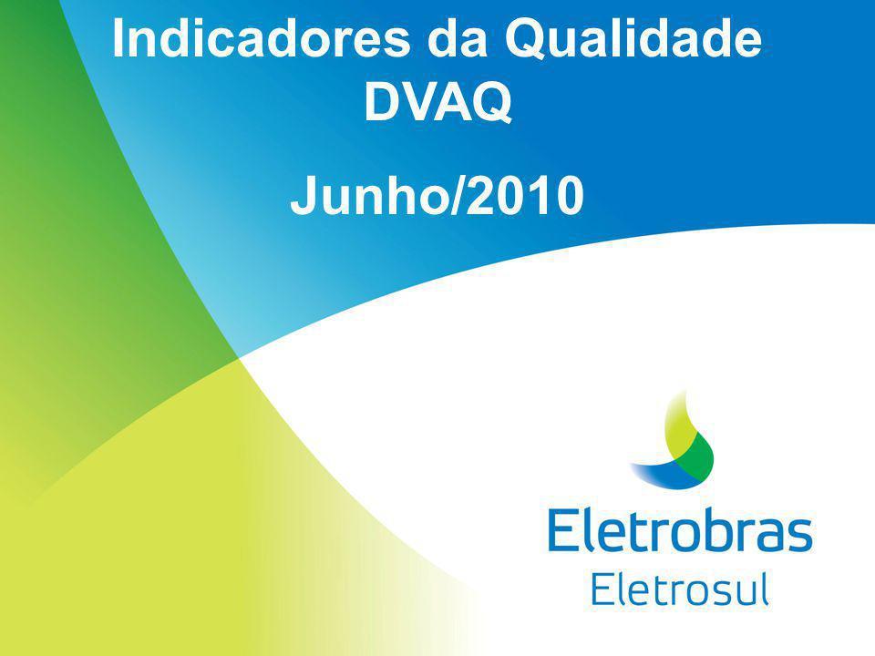 Indicadores da Qualidade DVAQ Junho/2010