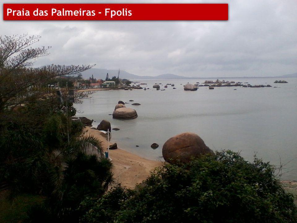 Praia das Palmeiras - Fpolis