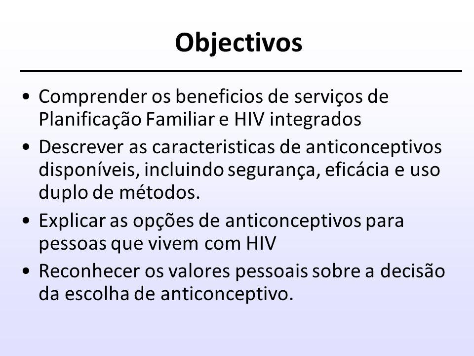 Caso 1 Mulher 24 anos e HIV+ que veio à clinica hoje para seguimento.