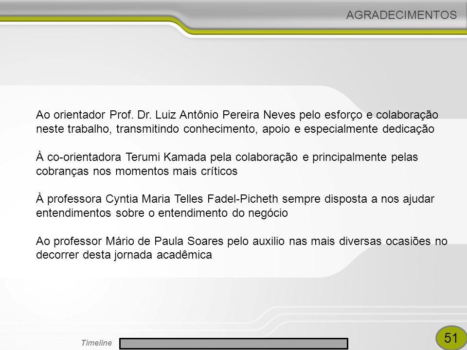 AGRADECIMENTOS Ao orientador Prof.Dr.