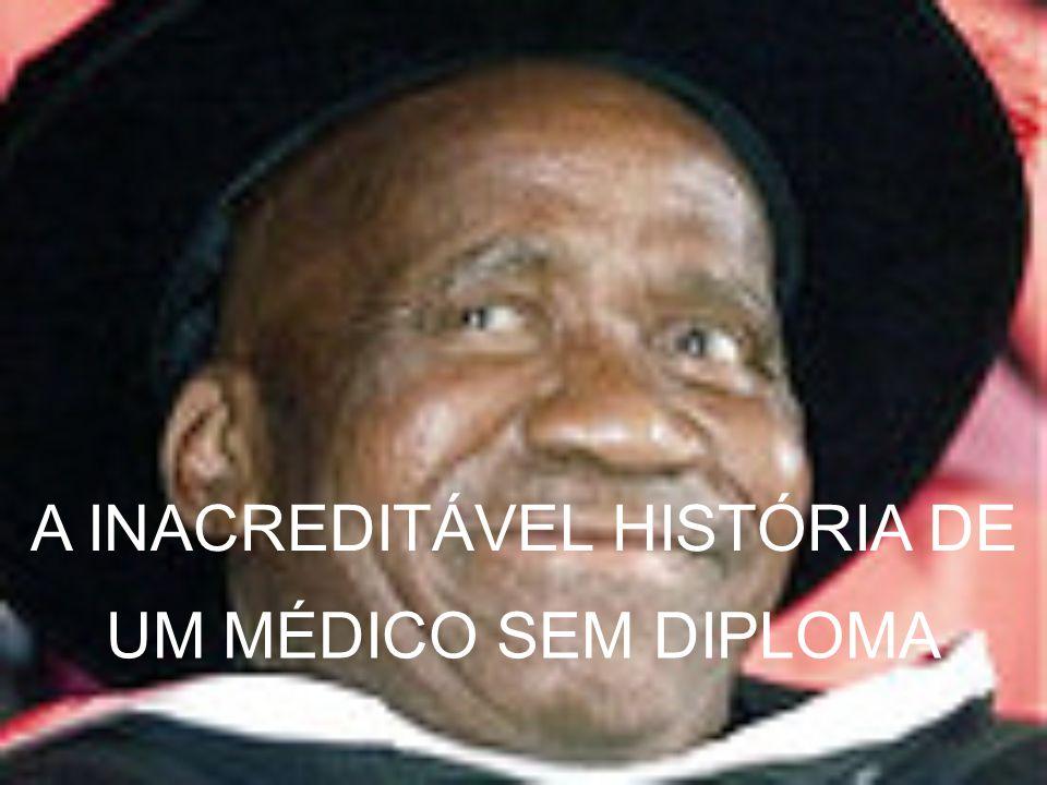 Depois que o apartheid acabou, ganhou uma condecoração e um diploma de médico honorário.