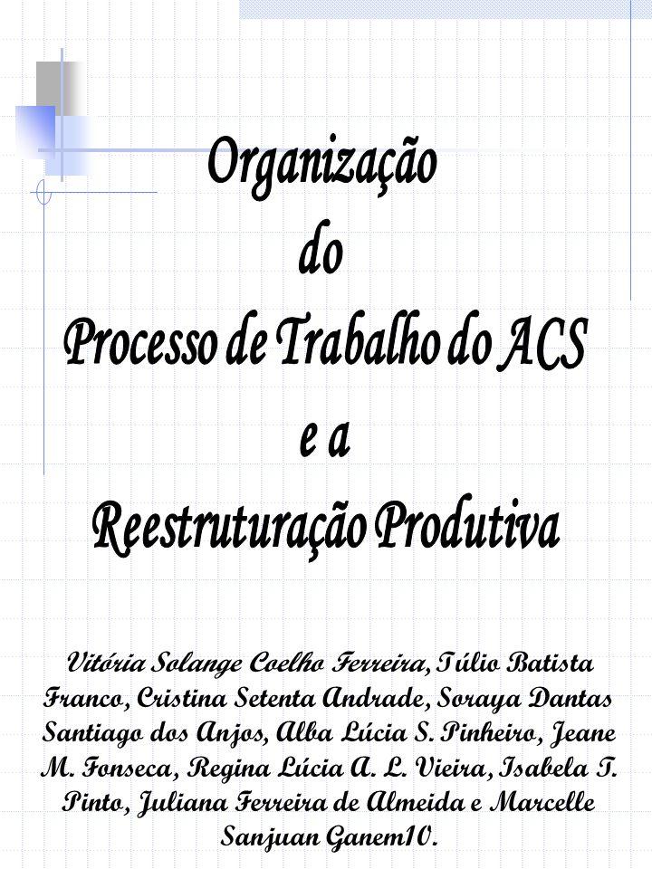 Vitória Solange Coelho Ferreira, Túlio Batista Franco, Cristina Setenta Andrade, Soraya Dantas Santiago dos Anjos, Alba Lúcia S. Pinheiro, Jeane M. Fo